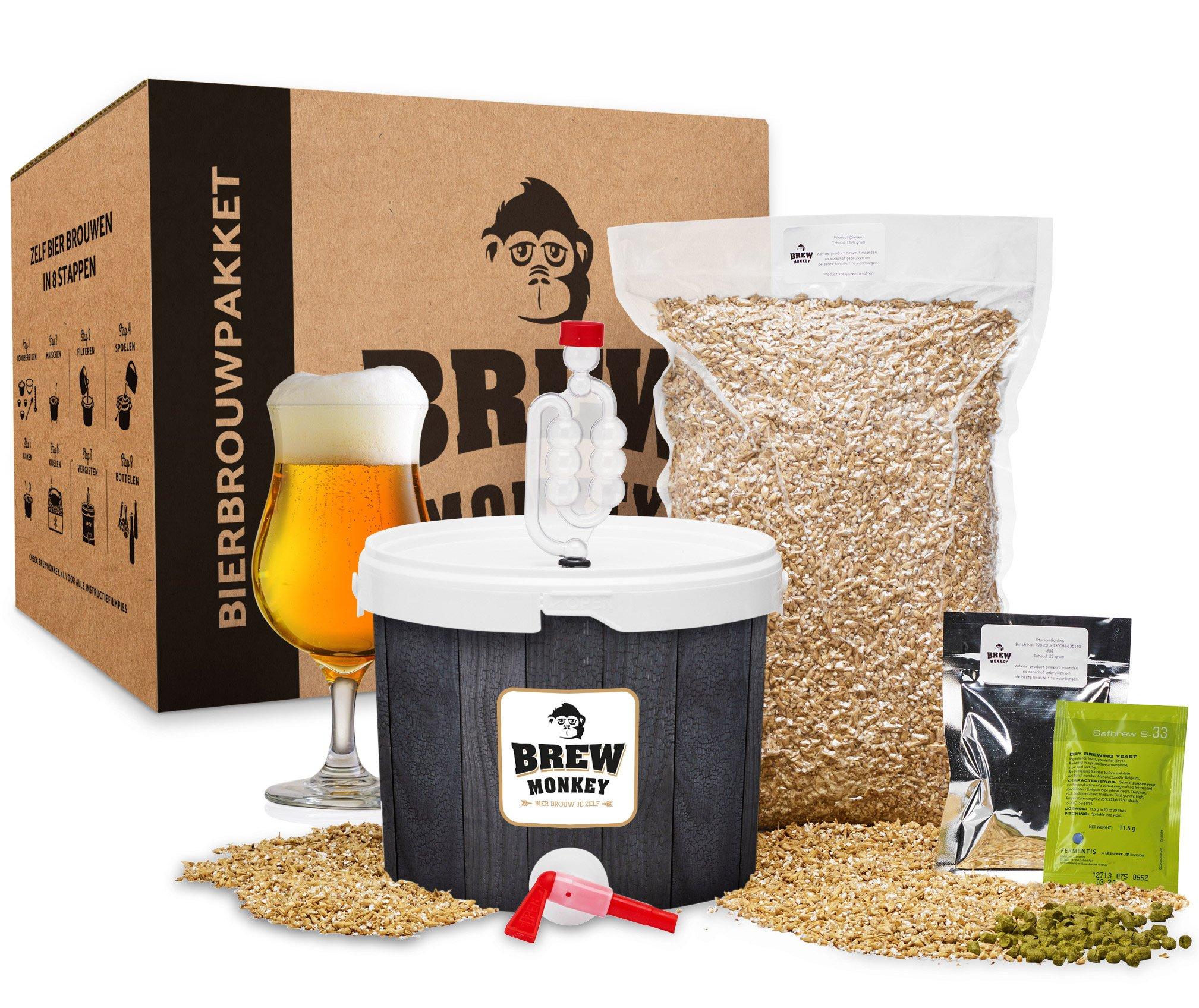 Brew Monkey Basis Tripel