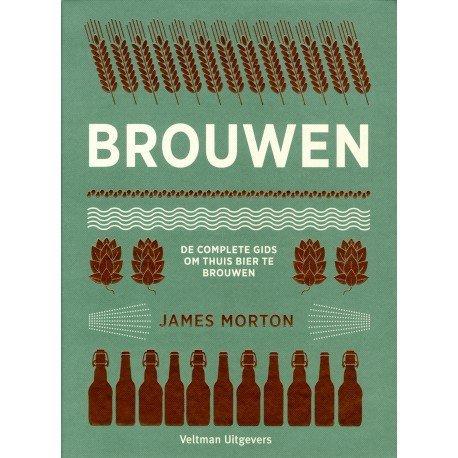 Een boek over bier brouwen