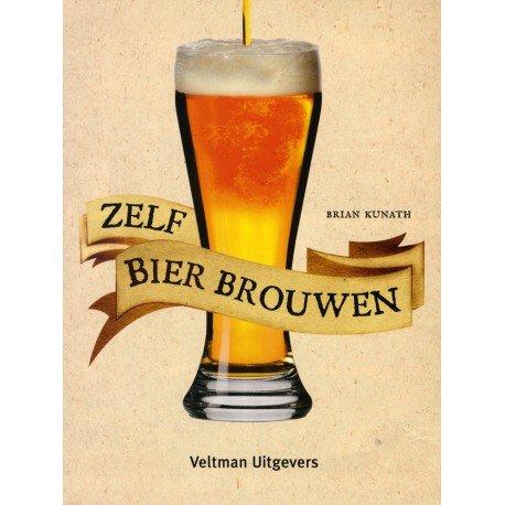 Een boek over zelf bier brouwen