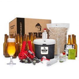 Premium bierbrouw pakket Blond bier 1000x1000