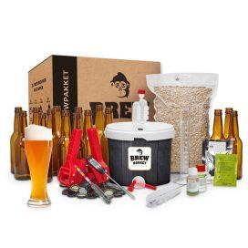 Premium bierbrouw pakket Weizen bier 1000x1000