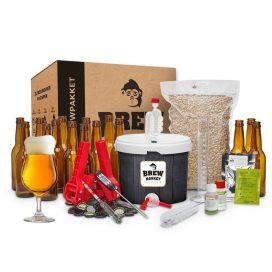 Premium bierbrouw pakket Tripel bier