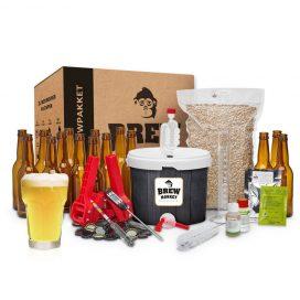 Premium bierbrouw pakket Wit bier